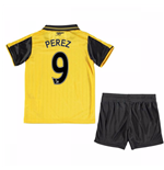 2016-17 Arsenal Away Mini Kit (Perez 9)