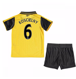 2016-17 Arsenal Away Mini Kit (Koscielny 6)