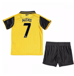 2016-17 Arsenal Away Mini Kit (Alexis 7)