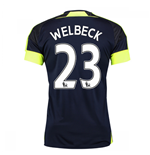 2016-17 Arsenal Third Shirt (Welbeck 23) - Kids