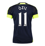 2016-17 Arsenal Third Shirt (Ozil 11) - Kids