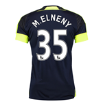 2016-17 Arsenal Third Shirt (M.Elneny 35) - Kids
