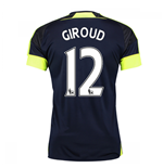 2016-17 Arsenal Third Shirt (Giroud 12) - Kids