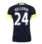 2016-17 Arsenal Third Shirt (Bellerin 24) - Kids