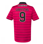 2016-17 Celtic Third Shirt (Griffiths 9)