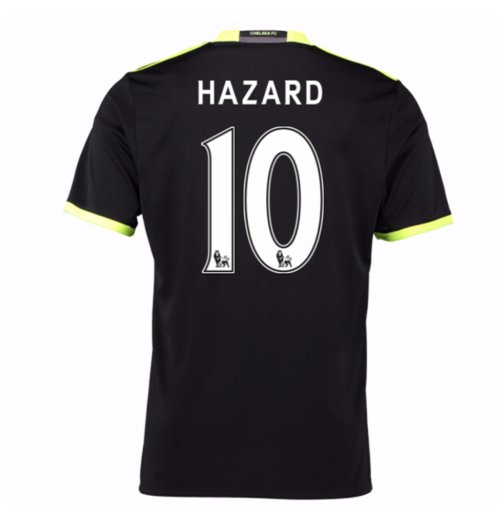 2016-17 Chelsea Away Shirt (Hazard 10) - Kids