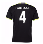 2016-17 Chelsea Away Shirt (Fabregas 4) - Kids