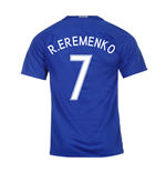 2016-17 Finland Away Shirt (R.Eremenko 7)