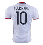 2016-17 Colombia Home Shirt (Your Name)