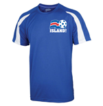 2016-17 Iceland Sports Training Jersey (Kids)