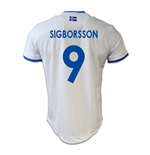 2016-17 Iceland Away Shirt (Sigborsson 9)