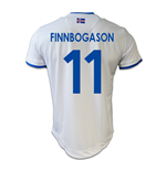 2016-17 Iceland Away Shirt (Finnbogason 11)