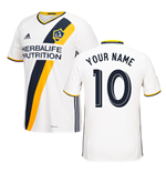 2016-17 LA Galaxy Home Shirt (Your Name)