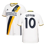2016-17 LA Galaxy Home Shirt (Giovani 10)