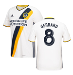 2016-17 LA Galaxy Home Shirt (Gerrard 8)