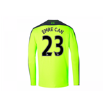 2016-17 Liverpool Third Long Sleeve Shirt (Emre Can 23)