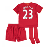 2016-17 Liverpool Home Mini Kit (Emre Can 23)