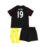 2016-17 Man City Away Baby Kit (Sane 19)