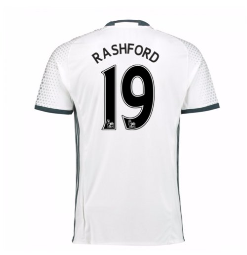2016-17 Man Utd Third Shirt (Rashford 19) - Kids