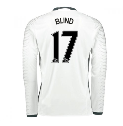 2016-17 Man United Third Shirt (Blind 17) - Kids