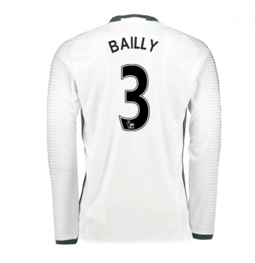 2016-17 Man United Third Shirt (Bailly 3) - Kids