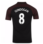 2016-17 Manchester City Away Shirt (Gundogan 8) - Kids