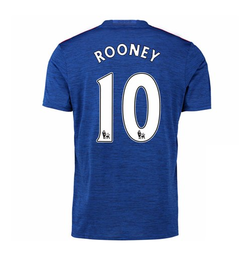 2016-17 Manchester United Away Shirt (Rooney 10) - Kids