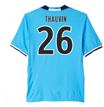 2016-17 Marseille Third Shirt (Thauvin 26)