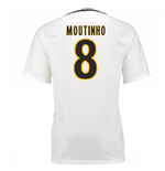 2016-17 Monaco Away Shirt (Moutinho 8)