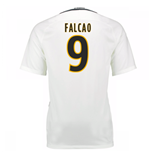 2016-17 Monaco Away Shirt (Falcao 9)