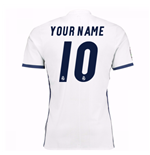 2016-17 Real Madrid Home Shirt (Your Name) -Kids