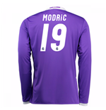 2016-17 Real Madrid Away Shirt (Modric 19)