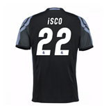 2016-17 Real Madrid 3rd Shirt (Isco 22) - Kids