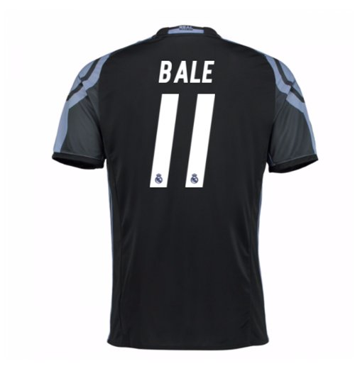 2016-17 Real Madrid 3rd Shirt (Bale 11) - Kids