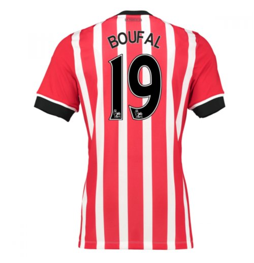 2016-17 Southampton Home Shirt (Boufal 19) - Kids