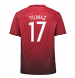 2016-17 Turkey Home Shirt (Yilmaz 17) - Kids