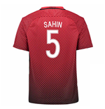 2016-17 Turkey Home Shirt (Sahin 5) - Kids