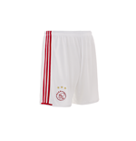 2016-2017 Ajax Adidas Home Shorts (White) - Kids