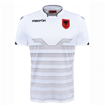 2016-2017 Albania Away Macron Football Shirt (Kids)