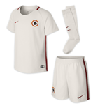 2016-2017 AS Roma Away Nike Little Boys Mini Kit