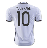 2016-2017 Germany Home Shirt (Your Name)