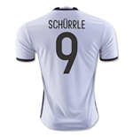 2016-2017 Germany Home Shirt (Schurrle 9) - Kids