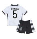 2016-2017 Germany Home Mini Kit (Hummels 5)