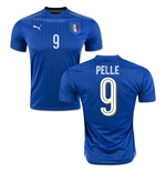 2016-2017 Italy Puma Home Shirt (Pelle 9) - Kids
