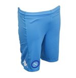 2016-2017 Napoli Kappa Training Shorts (Sky Blue)