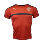 2016-2017 Rangers Puma Training Shirt (Chilli Pepper) - Kids