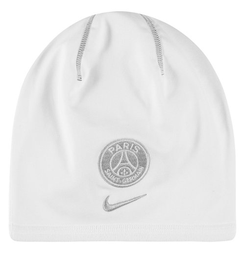 Buy Official 2016 2017 Psg Nike Training Beanie White