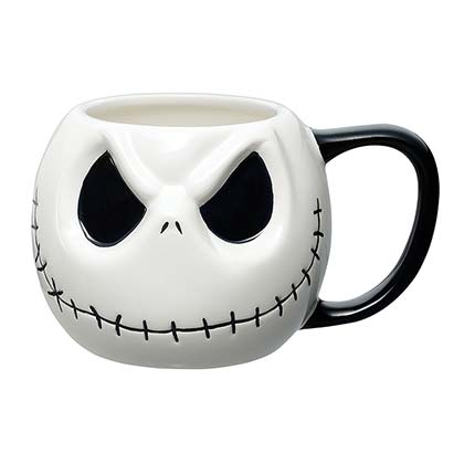 Nightmare Before Christmas Jack Coffee Mug