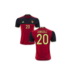 2016-2017 Belgium Home Shirt (Januzaj 20) - Kids