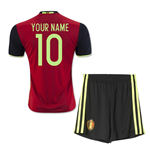 2016-2017 Belgium Home Mini Kit (Your Name)
